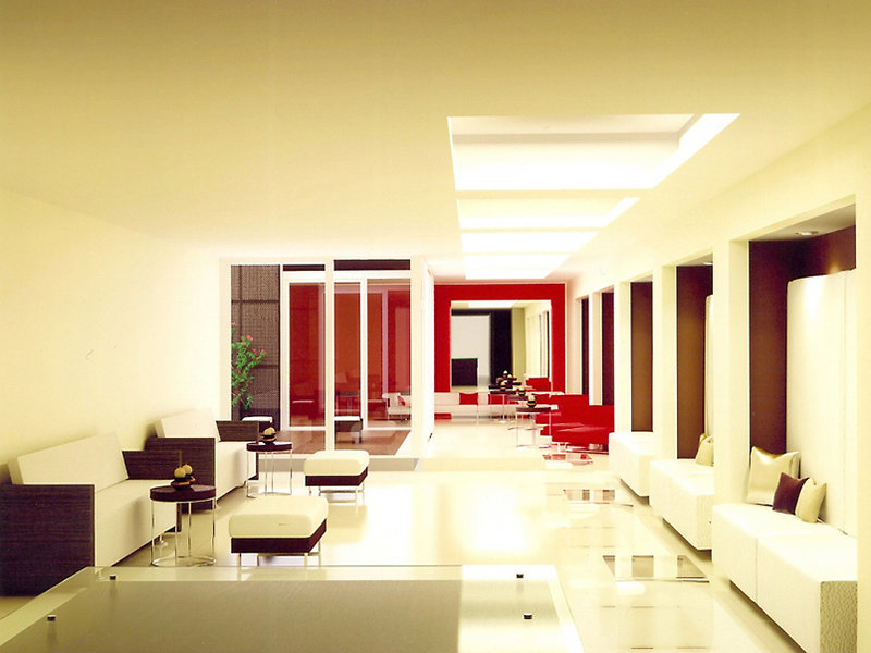 Le Cinque Luxor Recoleta  Lounge/Empfang