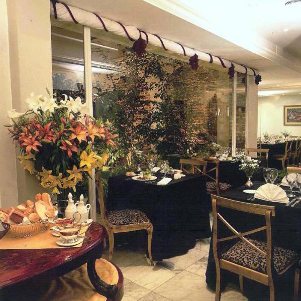 Le Cinque Luxor Recoleta  Restaurant