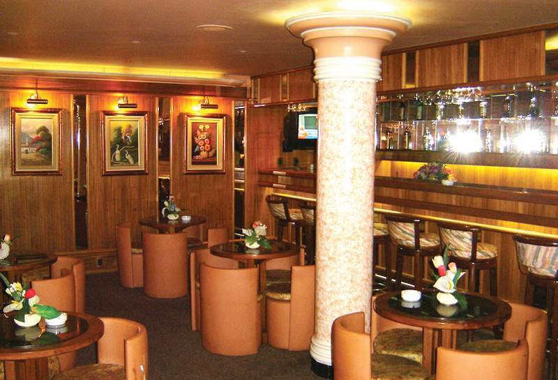 Atlantico Copacabana Bar