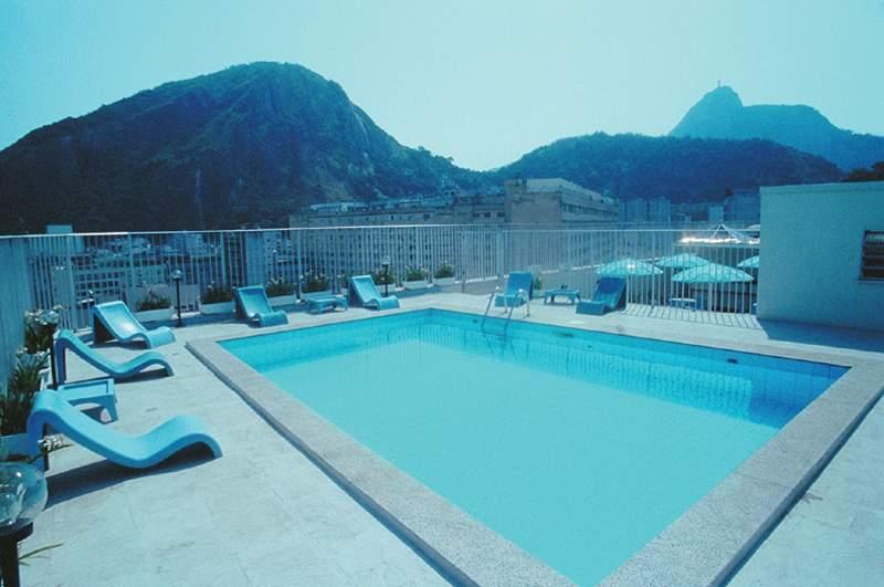 Atlantico Copacabana Pool