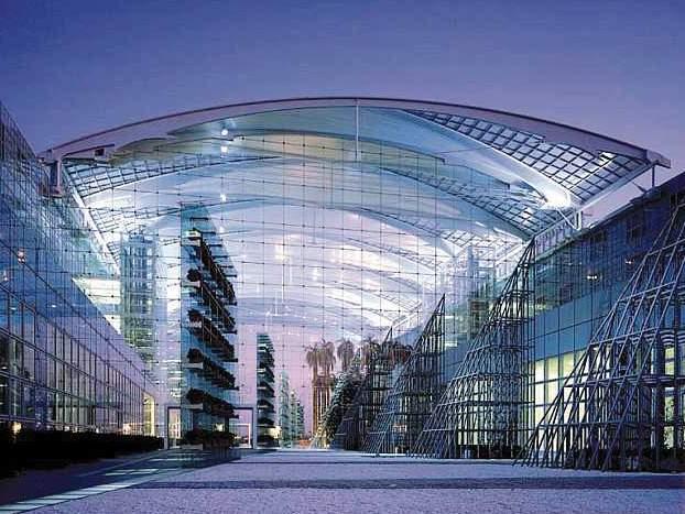 Hilton Munich AirportAuߟenaufnahme