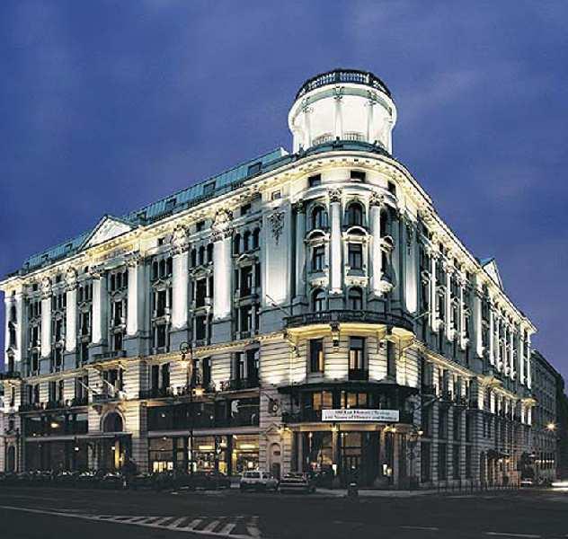 Hotel Bristol, a Luxury Collection Hotel Außenaufnahme
