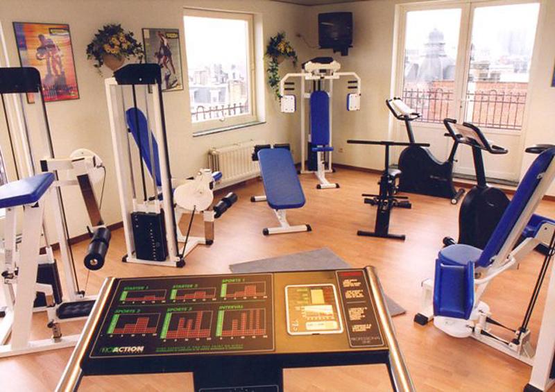 Bedford Hotel & Congress Centre Sport und Freizeit