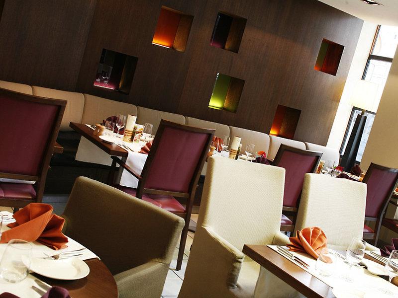 Hilton Brüssel City Restaurant