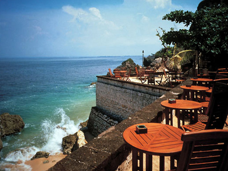Ayana Resort & Spa - Rooms & Villas Terrasse