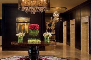 The Ritz Carlton Atlanta Lounge/Empfang