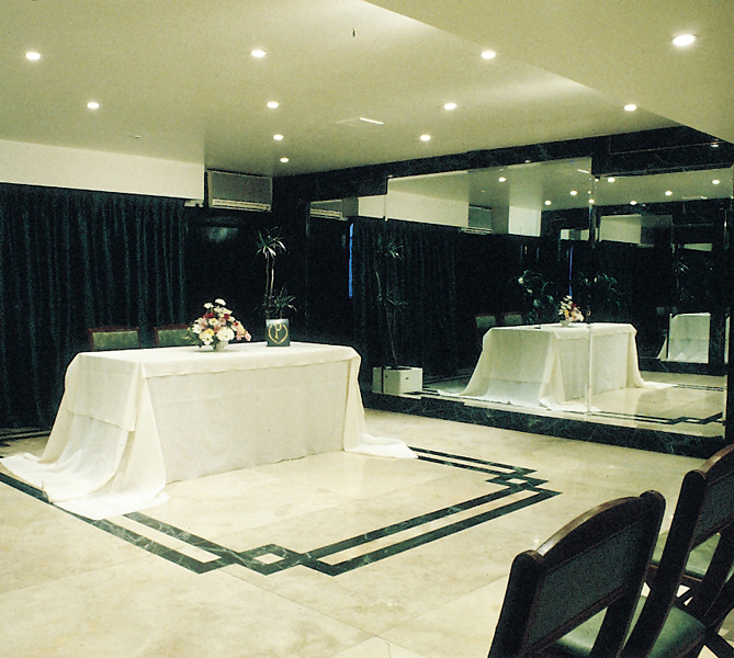 Presidente Konferenzraum