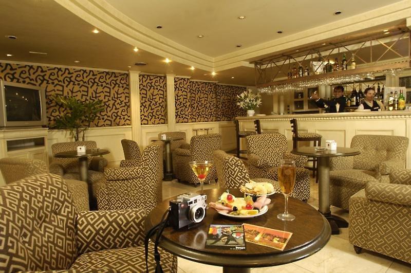 Exe Hotel Colon Bar