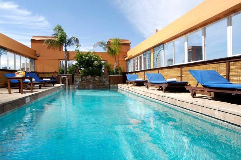 Exe Hotel Colon Pool