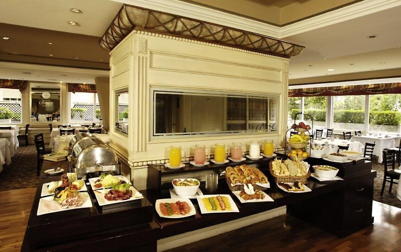 Exe Hotel Colon Restaurant