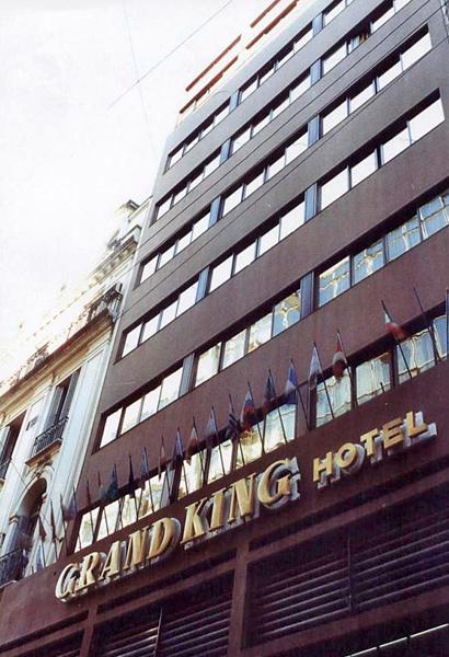 Grand King Hotel Außenaufnahme