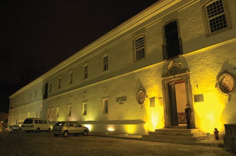 Pestana Convento Do Carmo Außenaufnahme