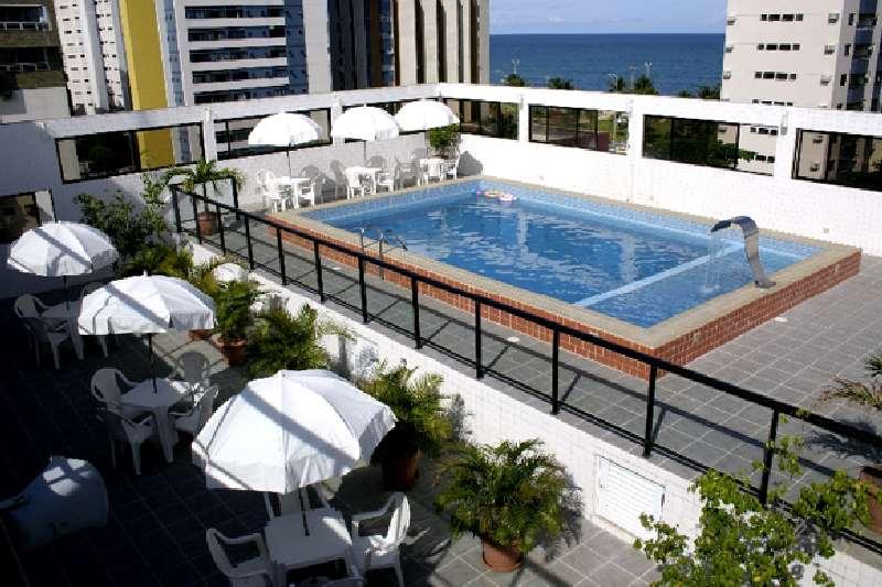 Best Western Manibu Recife Pool