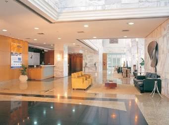 Mercure Brasilia Lider Hotel Lounge/Empfang