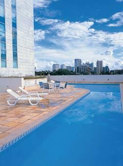 Mercure Brasilia Lider Hotel Pool