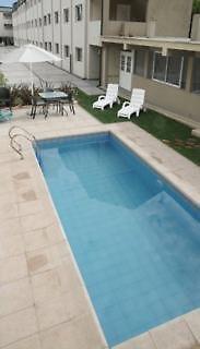 Soltigua Apart Hotel Mendoza Pool