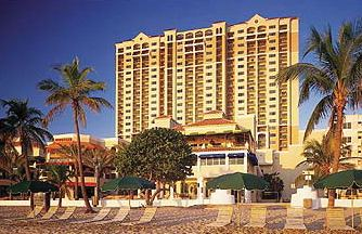 Marriott´s BeachPlace Towers Außenaufnahme