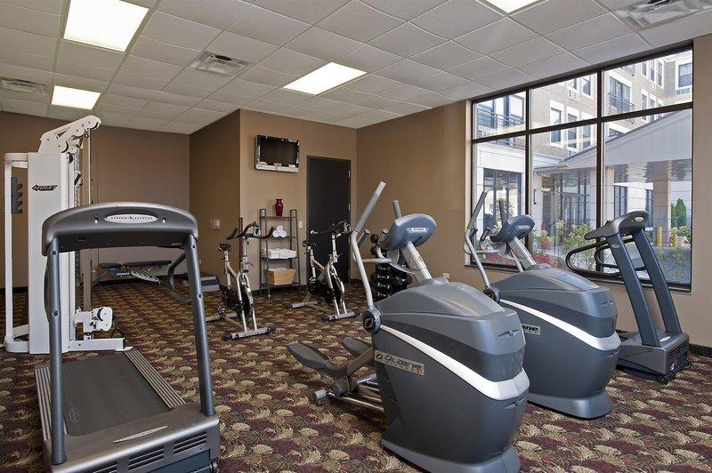 Chicago South Loop Hotel Sport und Freizeit