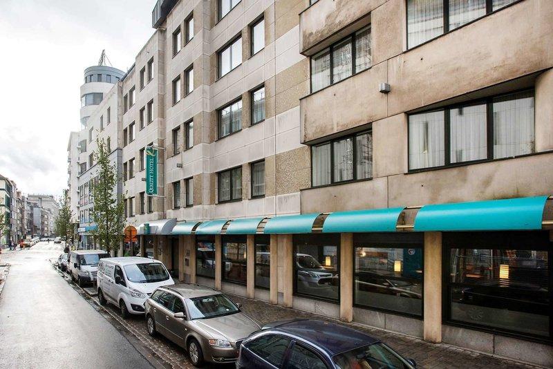 Quality Hotel Antwerpen Centrum  Außenaufnahme