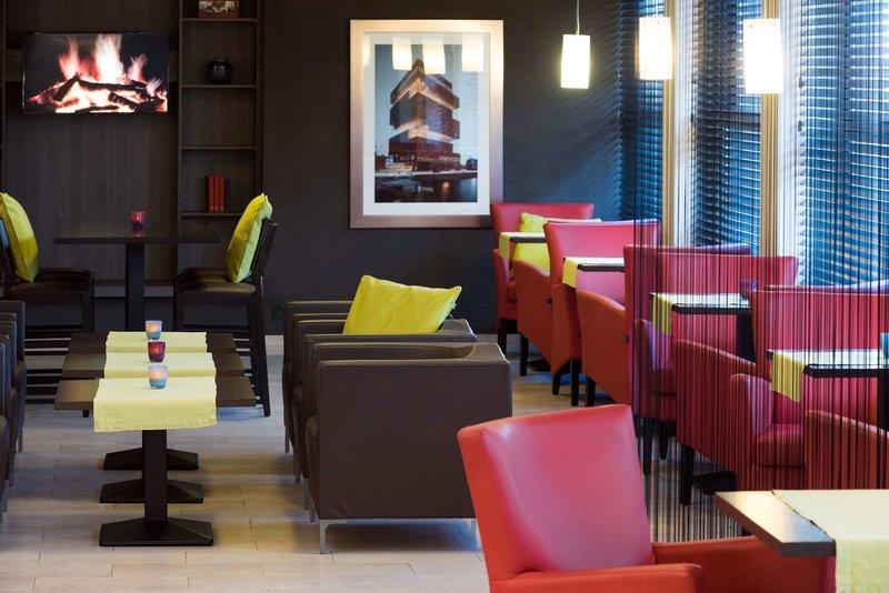 Quality Hotel Antwerpen Centrum  Restaurant