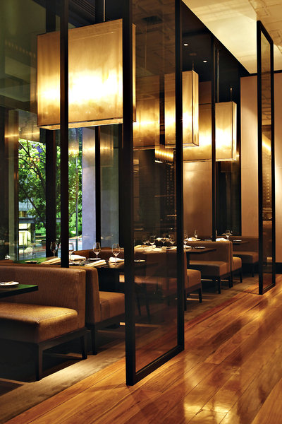 Grand Hyatt Melbourne Restaurant
