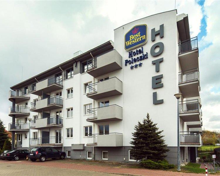 Best Western Hotel Poleczki Außenaufnahme