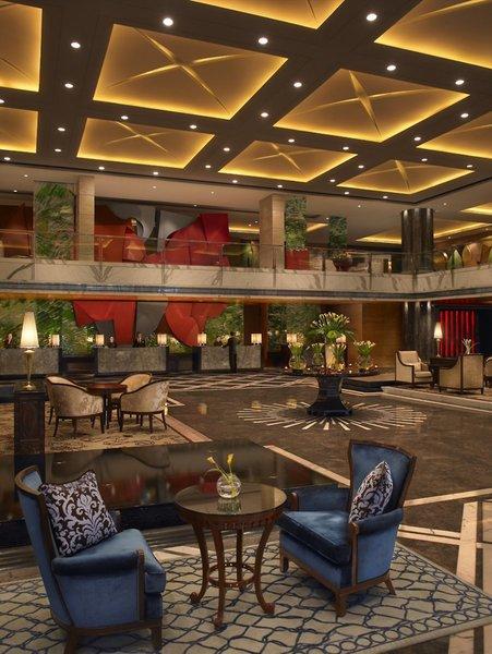 The Leela Ambience Gurgaon Hotel & Residences Lounge/Empfang