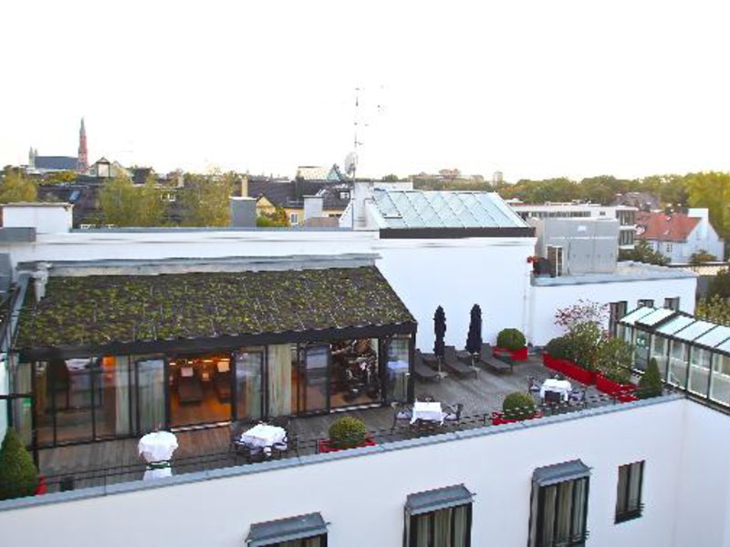 München Palace Außenaufnahme