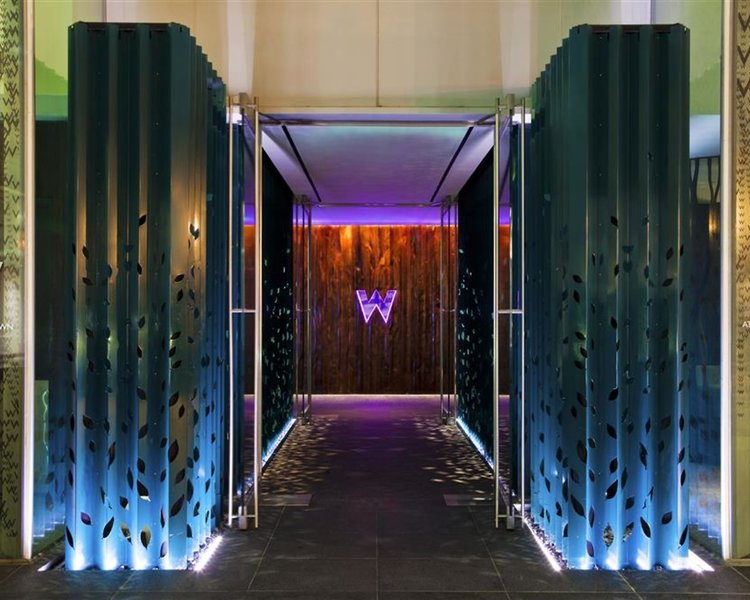 The W Atlanta Downtown Lounge/Empfang