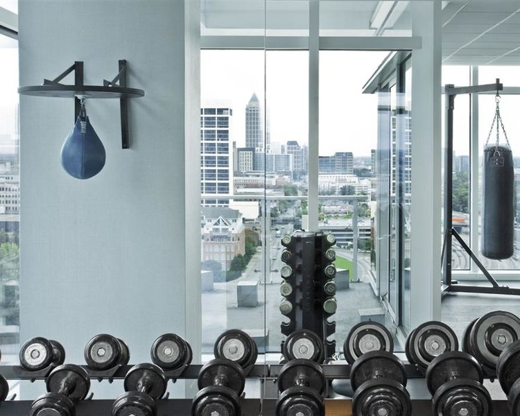The W Atlanta Downtown Sport und Freizeit