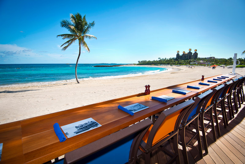 Atlantis Paradise Island - The Cove Restaurant