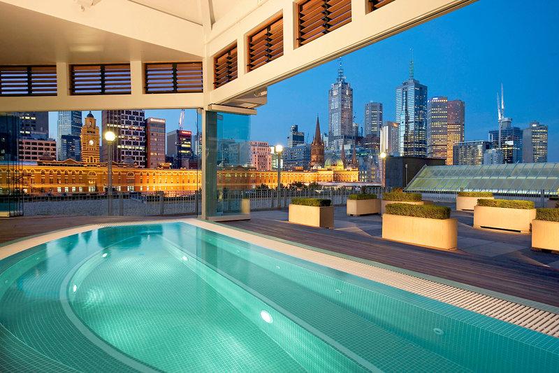 Langham Melbourne Pool