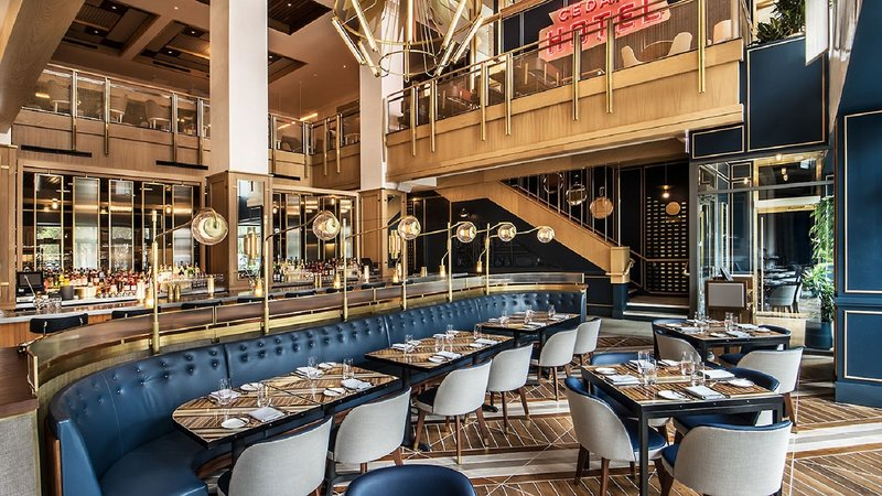 Viceroy Chicago Restaurant