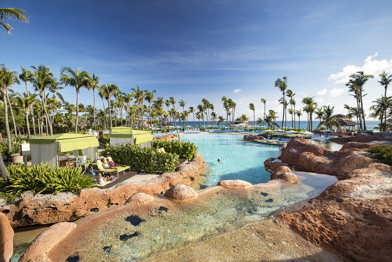 Atlantis Paradise Island - The Cove Pool
