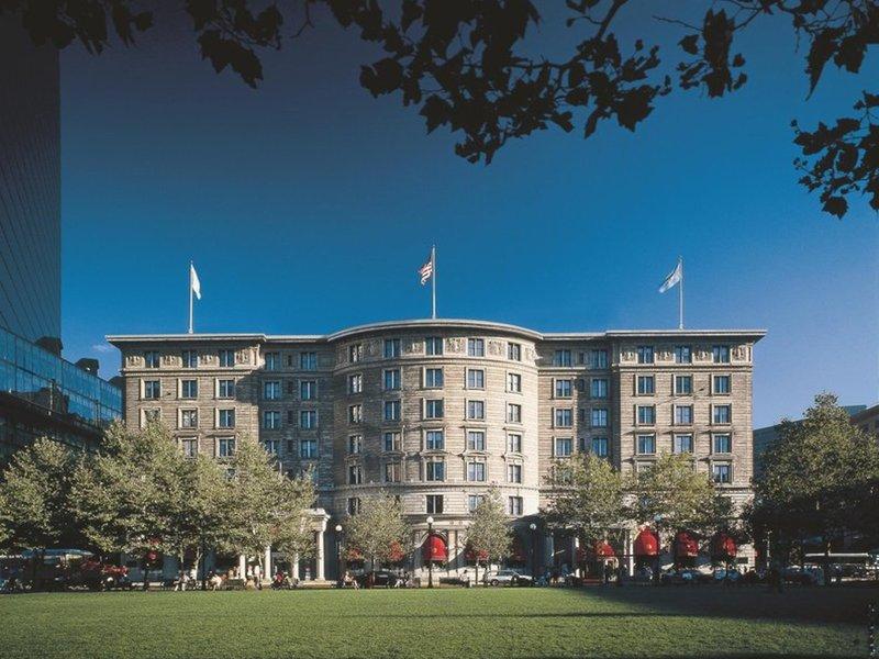 The Fairmont Copley Plaza Boston Außenaufnahme