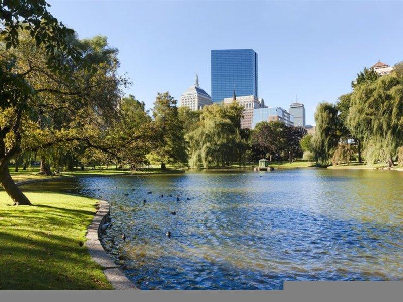 The Fairmont Copley Plaza Boston Garten