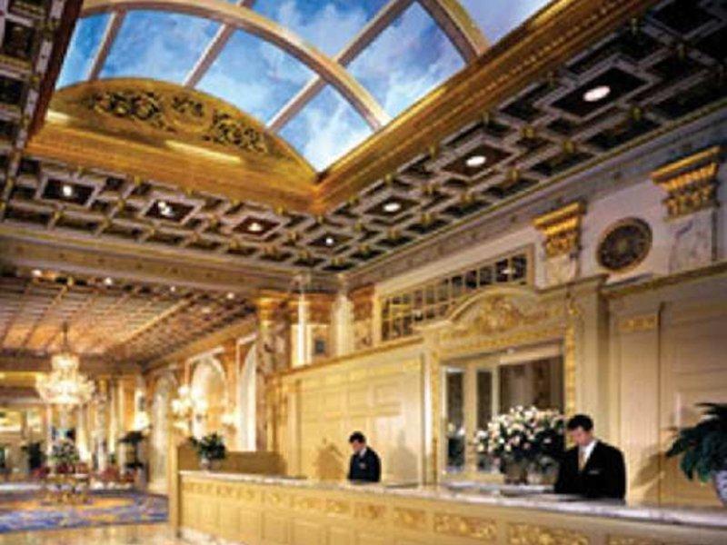 The Fairmont Copley Plaza Boston Lounge/Empfang