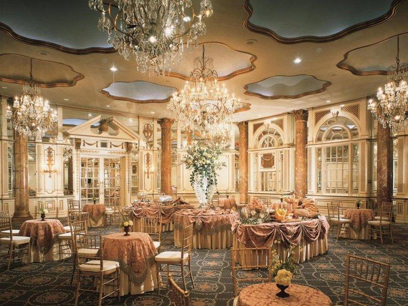 The Fairmont Copley Plaza Boston Restaurant