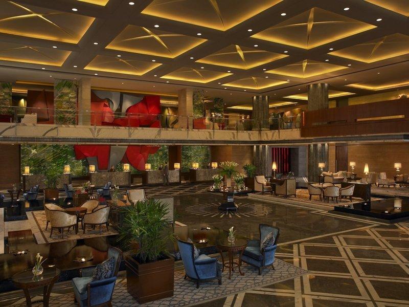 The Leela Ambience Gurgaon Hotel & Residences Restaurant