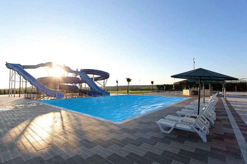 Eser Diamond Hotel & Convention Center Pool