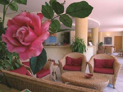 Residence Esmeraldo Lounge/Empfang