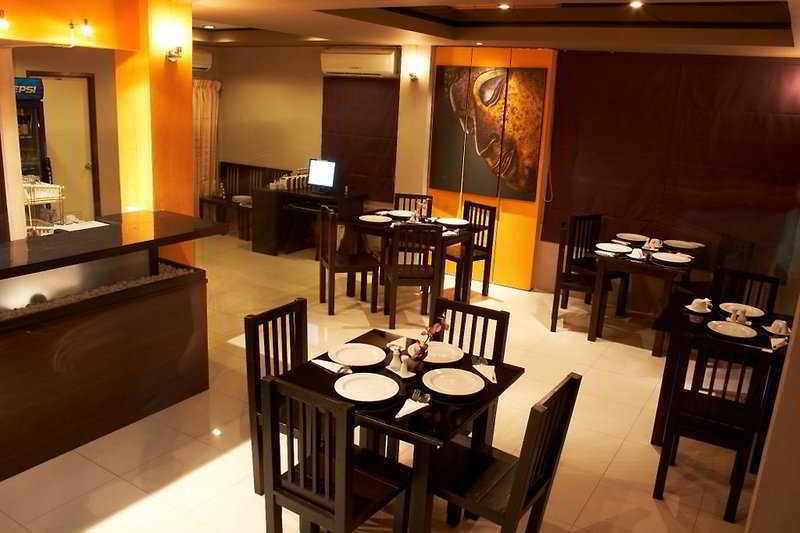 Grand Pinnacle Suvarnabhumi Restaurant