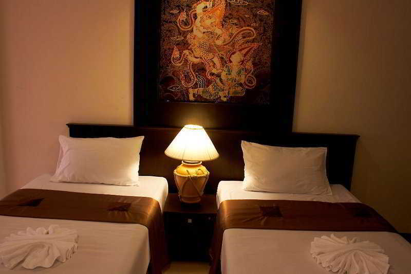 Grand Pinnacle Suvarnabhumi Lounge/Empfang