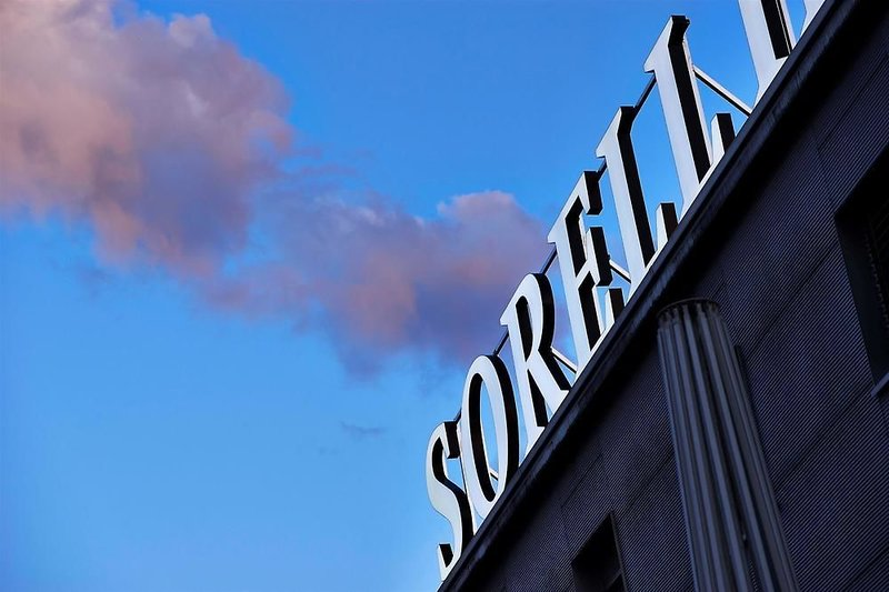 Sorell Hotel Arte Außenaufnahme