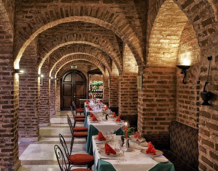 Wow Topkapi PalaceRestaurant