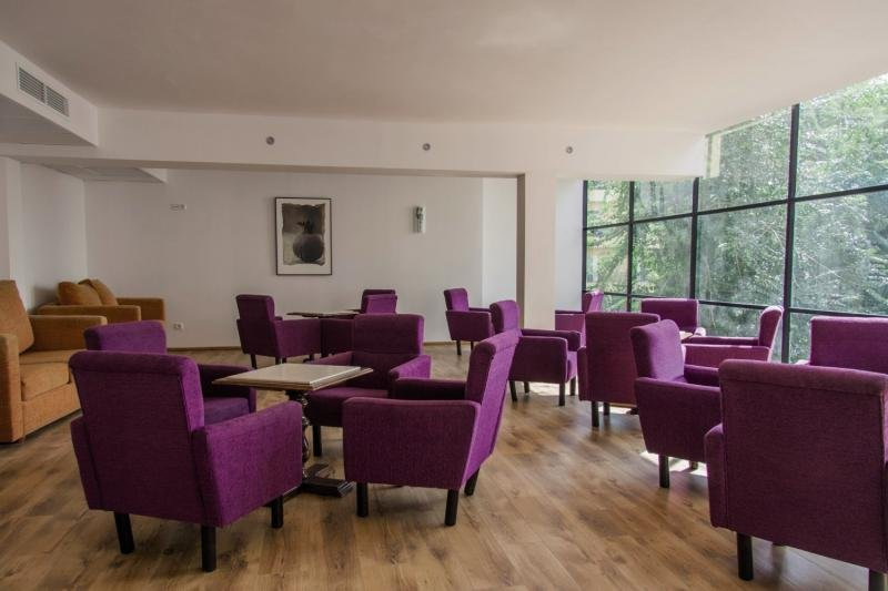 Hostal - Hotel MarbelLounge/Empfang