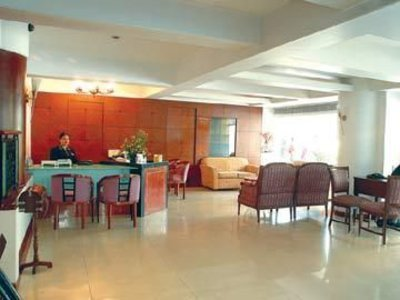 Ramee Guestline Dadar Lounge/Empfang
