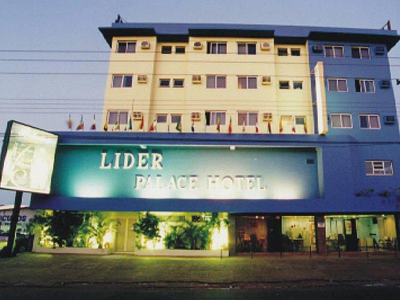 Lider Palace Außenaufnahme