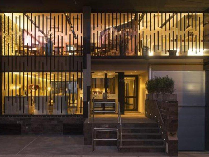 Arawi Lima Hotel Außenaufnahme