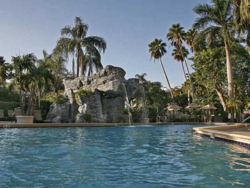 Embassy Suites Fort Lauderdale - 17th Street Landschaft